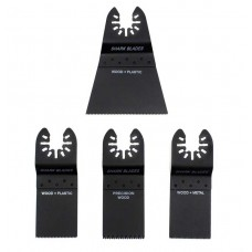 Replacement Quick Release 4 Blade Combo Multipack