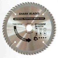 TCT Circular Saw Blade 160mm 36 Teeth