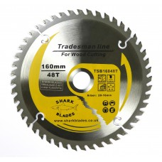 TCT Circular Saw Blade 160mm 48 Teeth