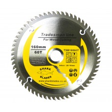 TCT Circular Saw Blade 160mm 60 Teeth