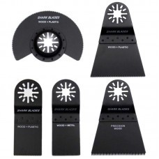 Replacement Fein Bosch 5 Blade Combo Multipack